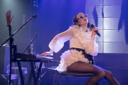 Allie X @ Phi Center 2015 - 07