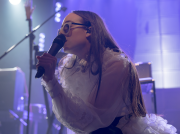Allie X @ Phi Center 2015 - 08