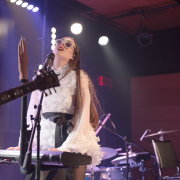 Allie X @ Phi Center 2015 - 13