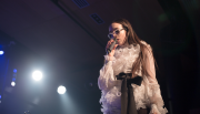 Allie X @ Phi Center 2015 - 14
