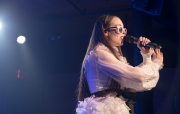 Allie X @ Phi Center 2015 - 15