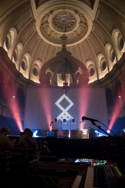 Organ Mood @ Église St-Jean Baptiste – POP Mtl 2015 - 01